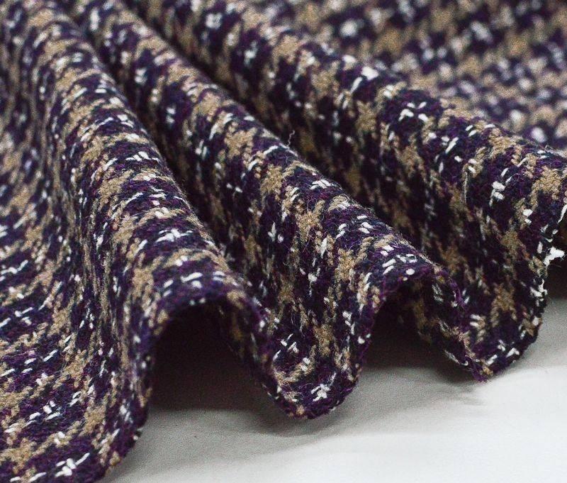 Костюмно-пальтовая ткань твид 1609 арт. 23201/7208642, фото 3