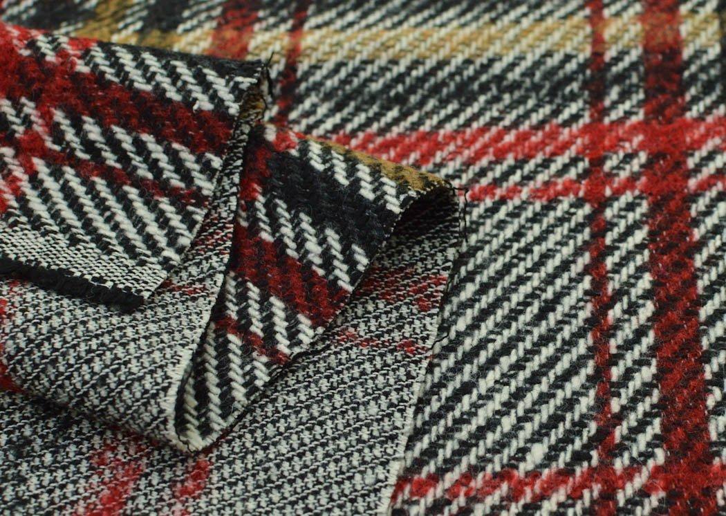 Пальтовая ткань - твид арт. 232/9399152, фото 2