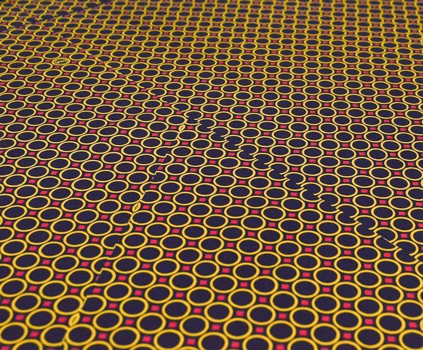 Галстучный шелк (купон 1,0*1,0м) арт. 232/4013372, фото 2
