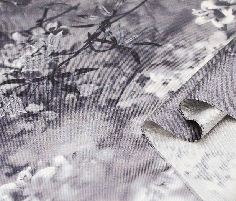Плательный шелк Сакура арт. 23201/5872212, фото 1