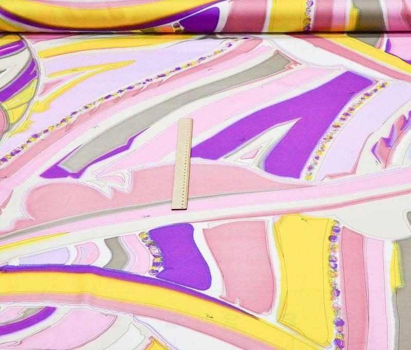Плательный шелк 2659 арт. 23201/5307602, фото 4