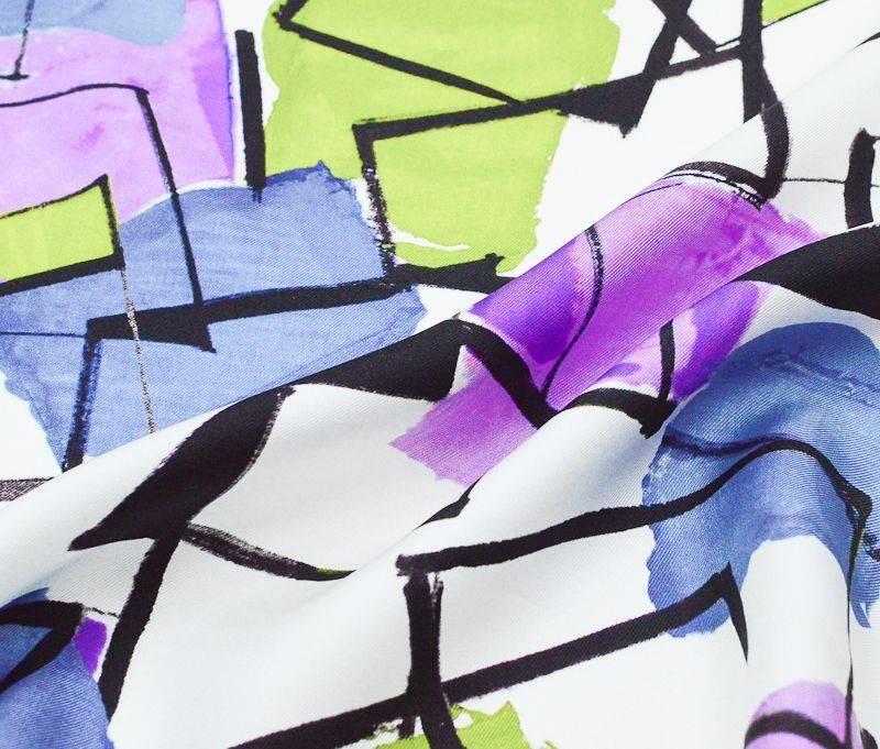 Плательный шелк 2712 арт. 23201/5336552, фото 1