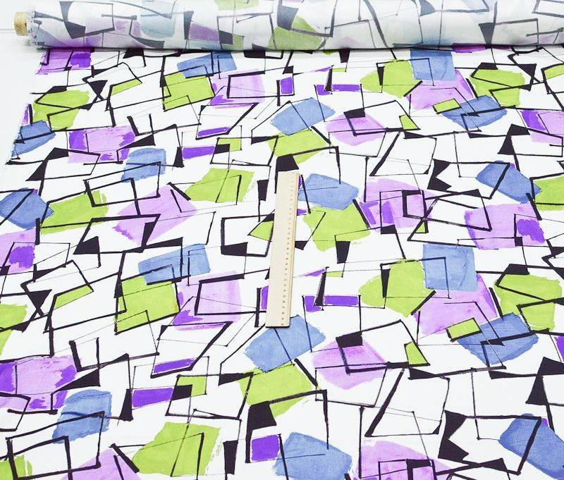 Плательный шелк 2712 арт. 23201/5336552, фото 4