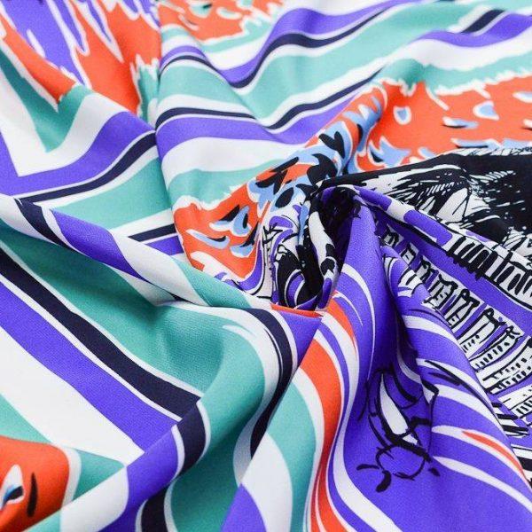 Платочная ткань купон 65см*65см арт. 2490692, фото 1