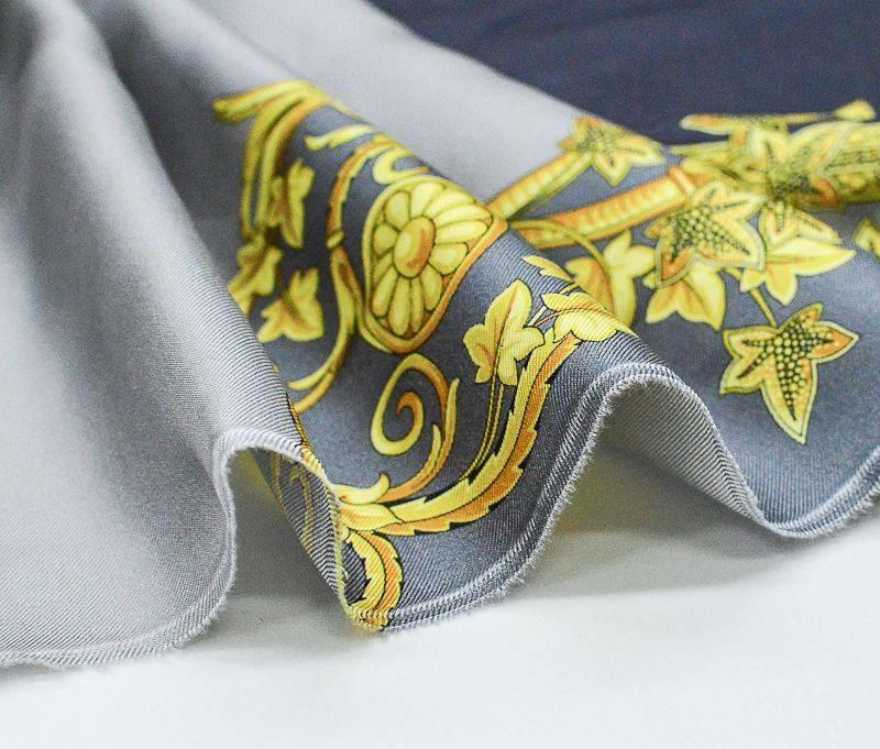 Шелк- твил  плательный Versace 1035 арт. 23201/4399952, фото 3