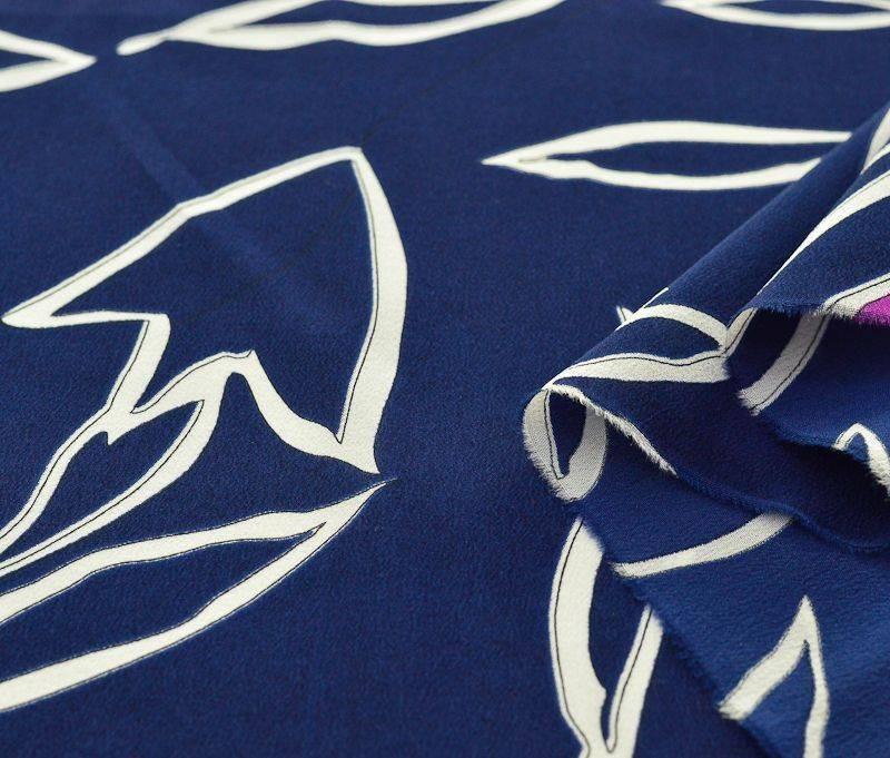 Крепдешин -шелк  плательно-блузочный 10001 арт. 23201/9252762, фото 1