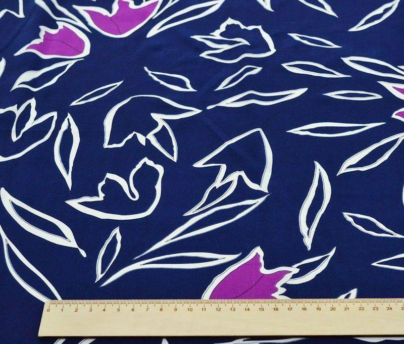 Крепдешин -шелк  плательно-блузочный 10001 арт. 23201/9252762, фото 3