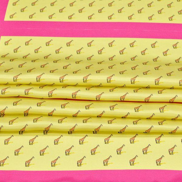 Шелковая ткань на шейные платки 0,45*0,45 арт. 230851252, фото 1