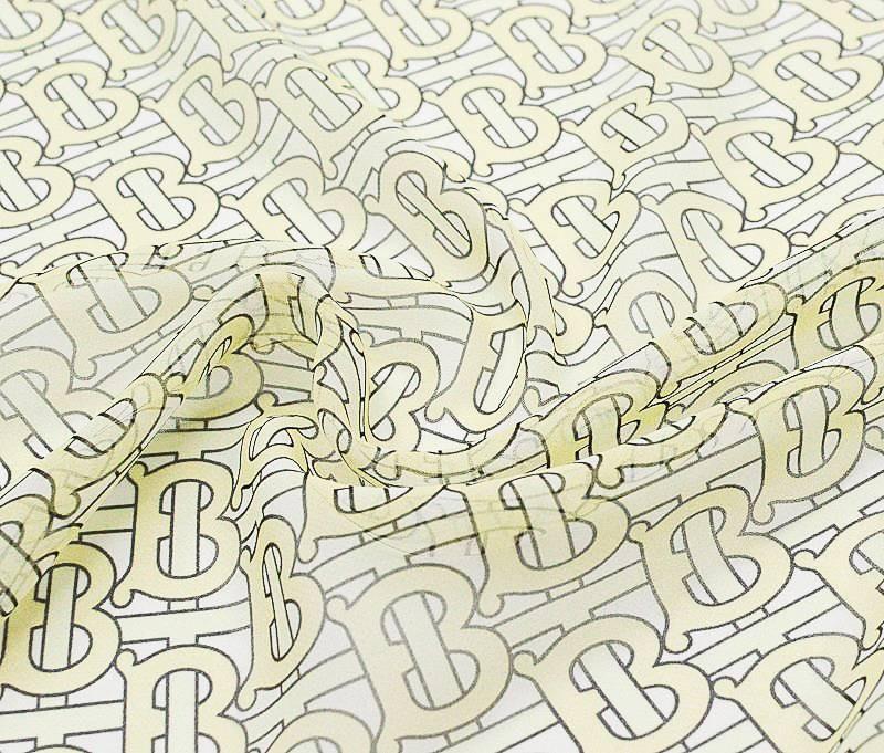 Шифон плательный Burberry 12 арт. 23201/3842022, фото 1