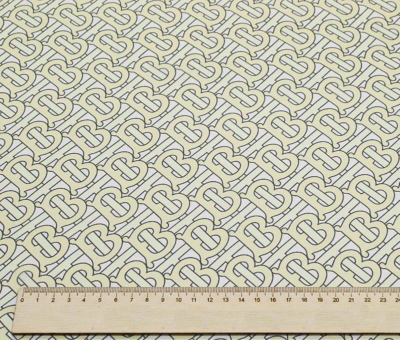 Шифон плательный Burberry 12 арт. 23201/3842022, фото 4