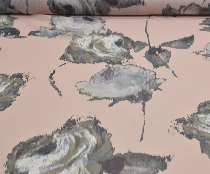 Шифон шелковый плательно-блузочный арт. 230219252, фото 1
