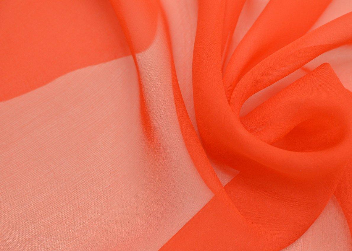 Шифон шелковый плательно-блузочный Rochas арт. 232/8396352, фото 2