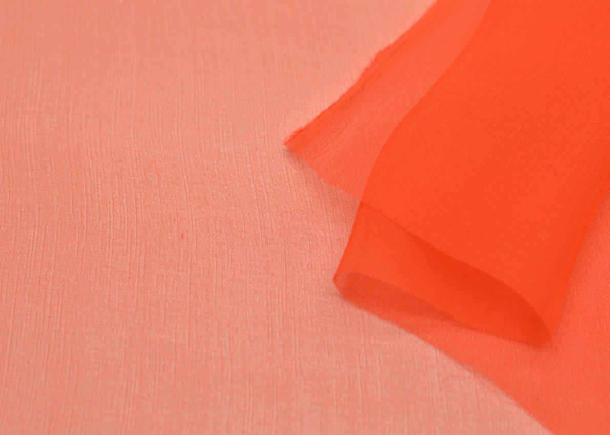 Шифон шелковый плательно-блузочный Rochas арт. 232/8396352, фото 3