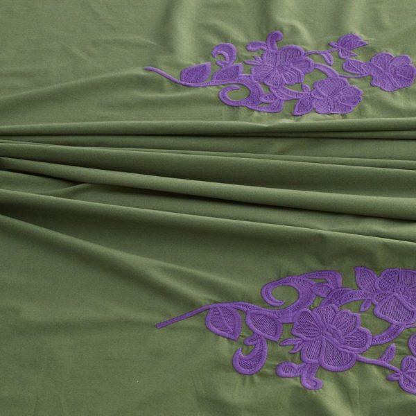 Сорочечная ткань с вышивкой арт. 230831452, фото 1