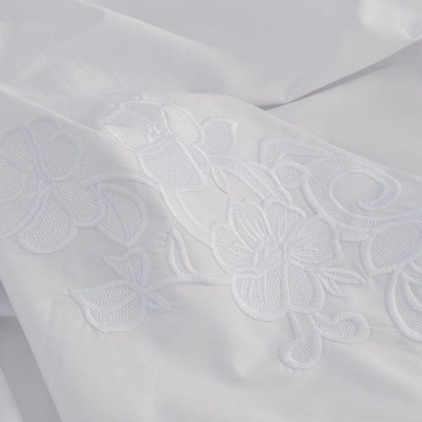 Сорочечная ткань с вышивкой арт. 230831522, фото 1