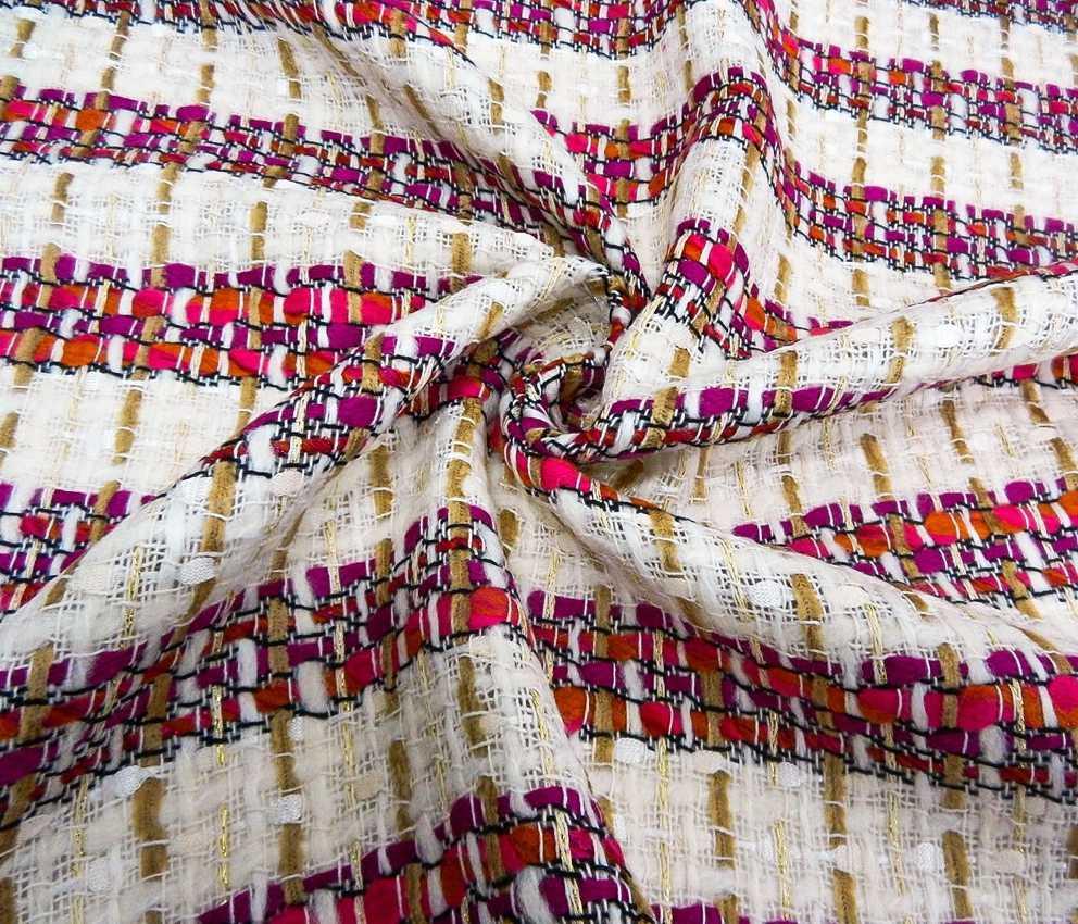 Ткань костюмная CHANEL #E13 арт. 2470102, фото 3