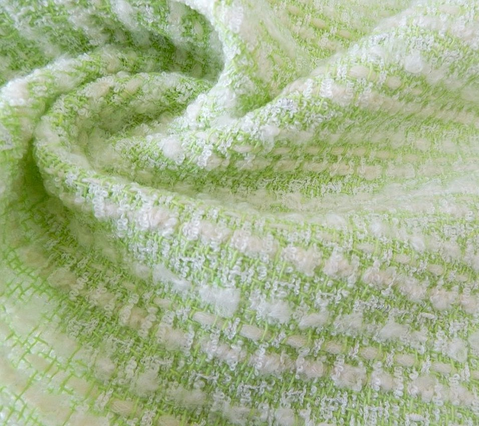 Ткань костюмная CHANEL #VERDINO арт. 2471642, фото 1