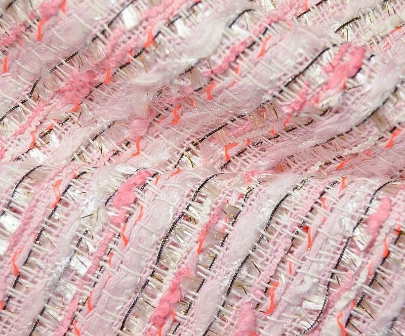 Ткань плательно- костюмная в стиле Шанель арт. 230394942, фото 3