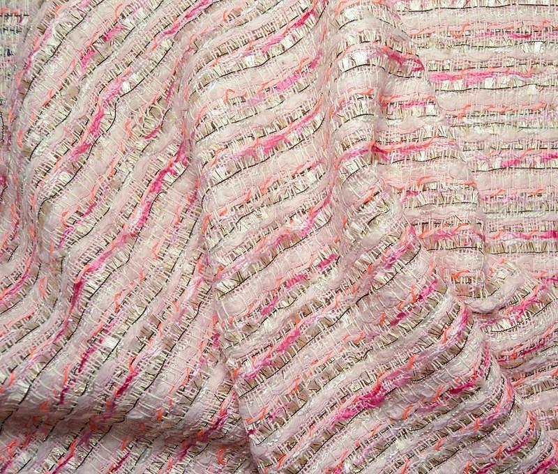 Ткань плательно- костюмная в стиле Шанель арт. 230393882, фото 2