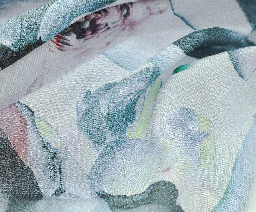 Твил плательный вискозный арт. 232/1351572, фото 2