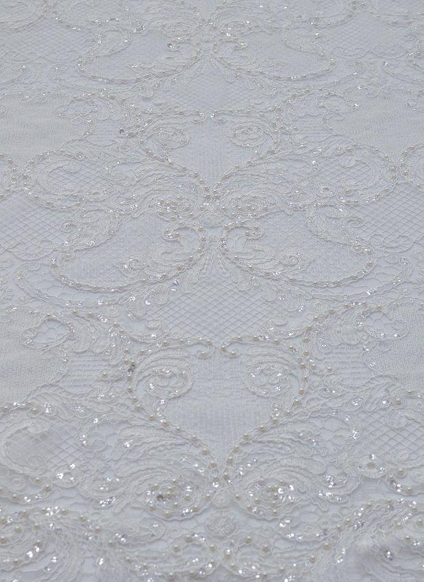 Вышивка на сетке с бисером арт. 233/122112, фото 2