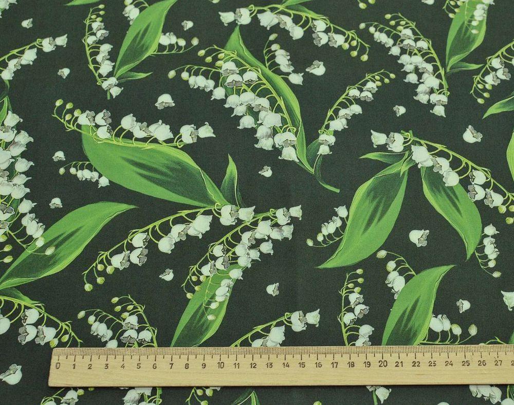Вискозный Шелк - плательная ткань арт. 232/6481212, фото 1